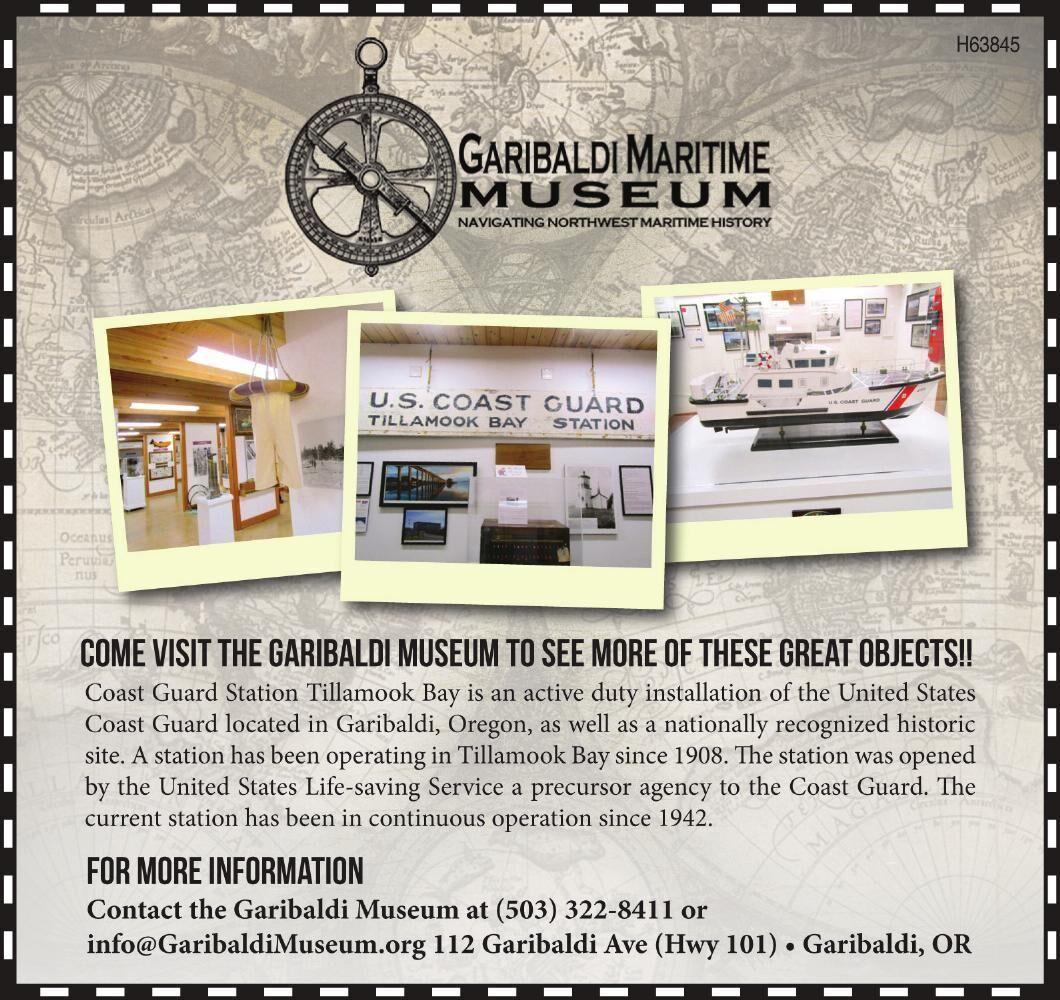 Garibaldi Maritime Museum