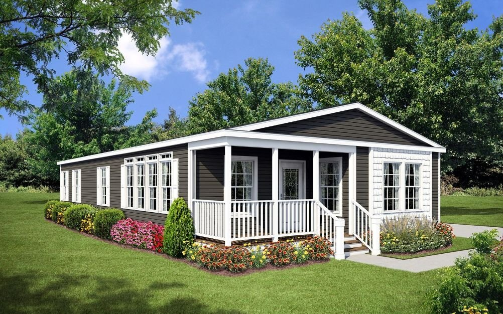 Affordable and beautifully crafted manufactured homes Available for 2021 Delivery.