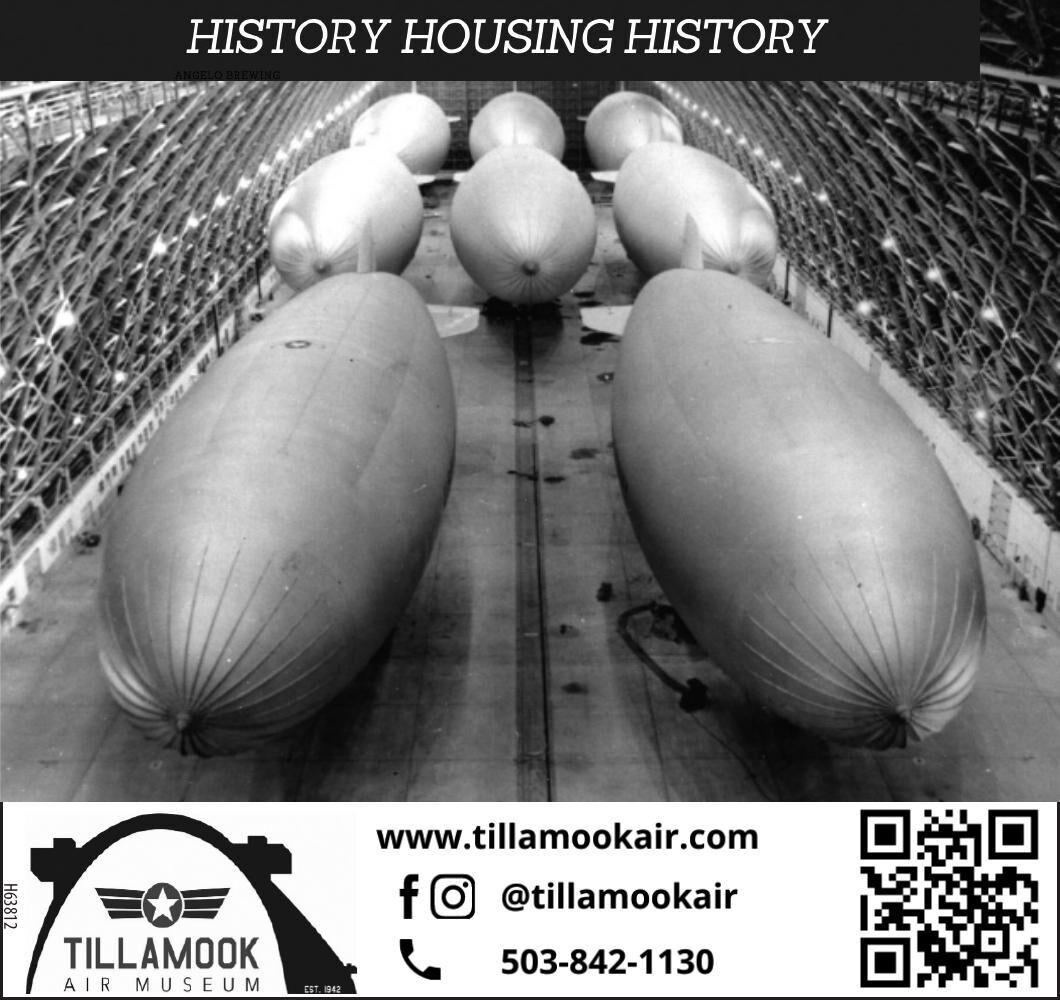 Tillamook Air Museum USCG 2021