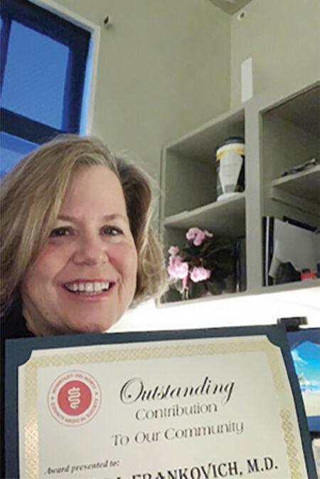 Dr. Teresa Frankovich