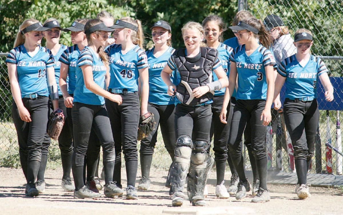 Del Norte softball all stars  bracing to meet all comers