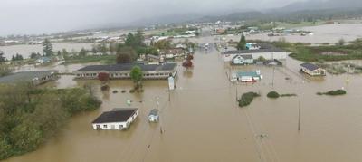 Tillamook Flooding
