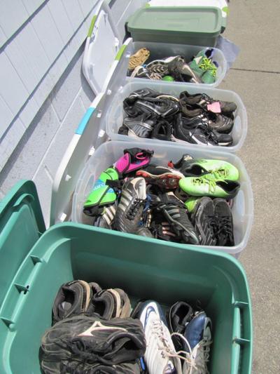 Free shoe giveaway