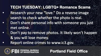 Building a Digital Defense Against Dating Scams Targeting the LGBTQ+ Community