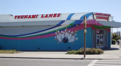 Tsunami Lanes