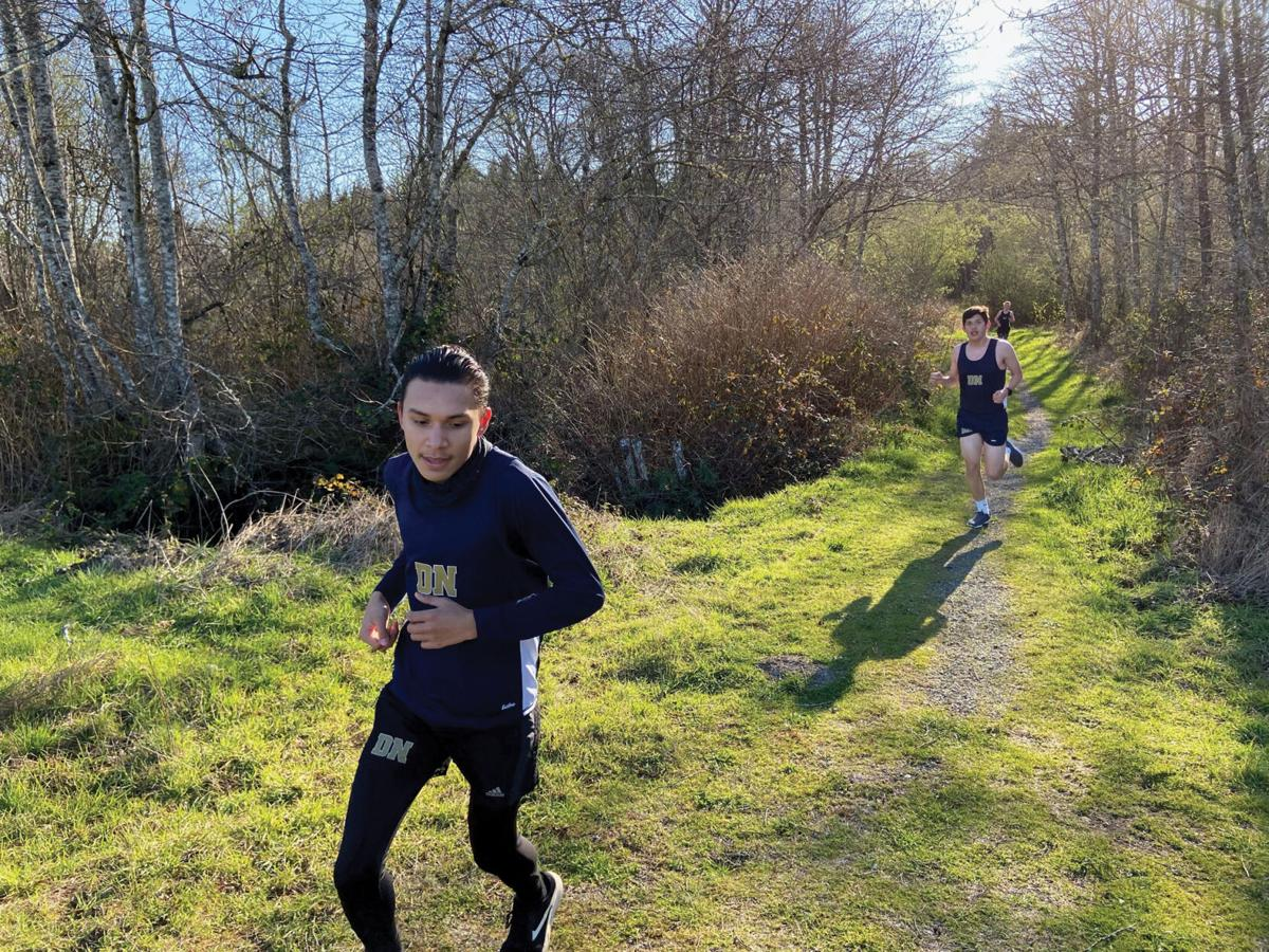 Running as a team