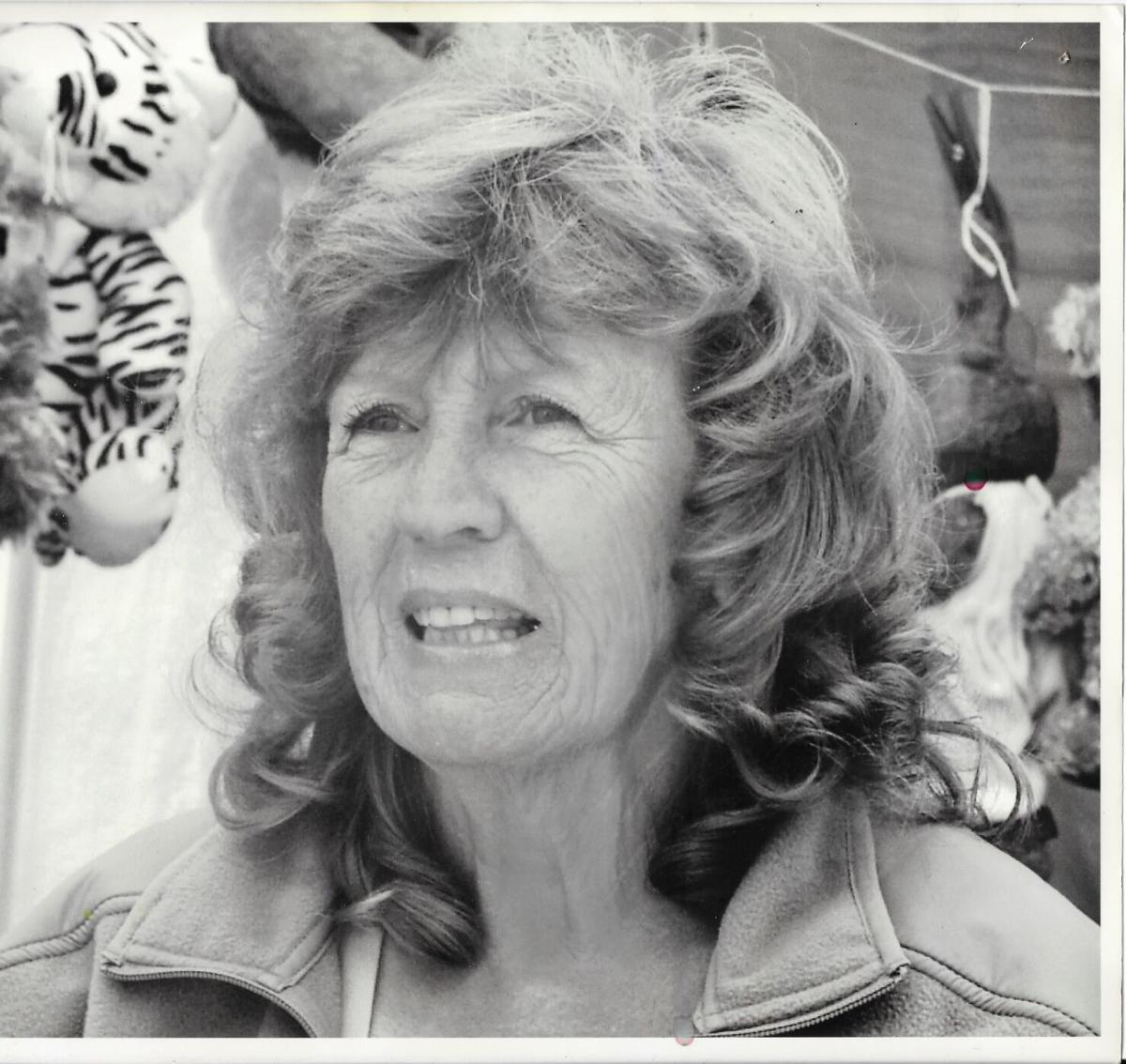Suzanne Clough