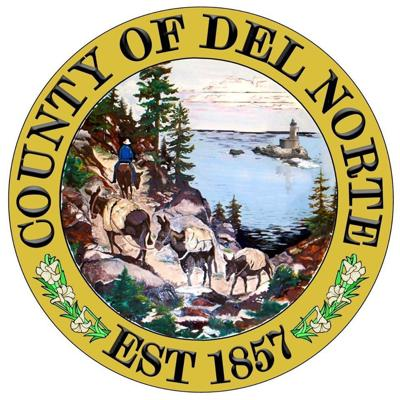 Sheriff contract Del Norte County seal