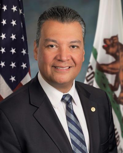 U.S. Senator Alex Padilla