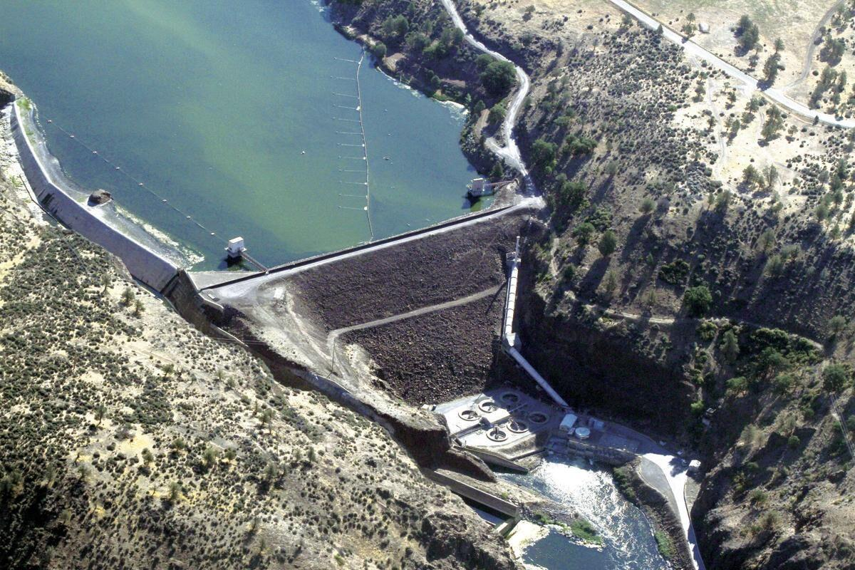 Dam removal hearing