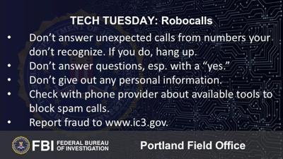 Building a digital defense against robo text and email scams