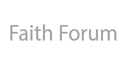 Faith Forum