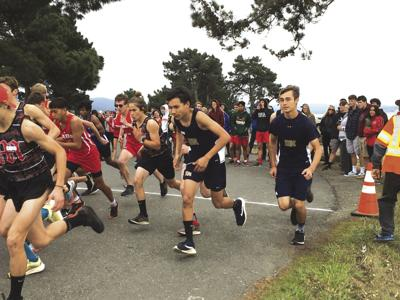 Warrior varsity runners