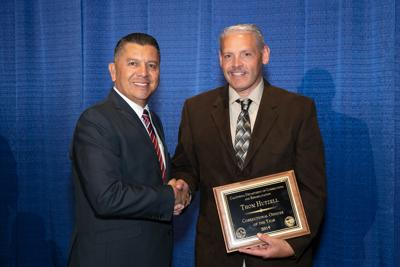 CDCR officer of the year