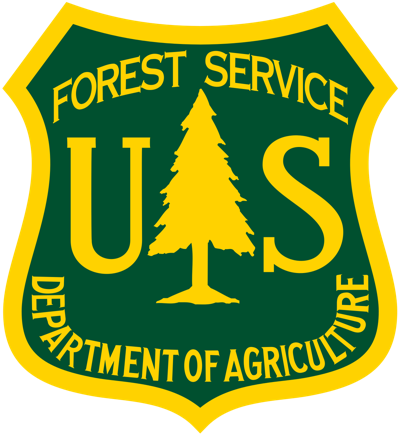 Forestry service logo