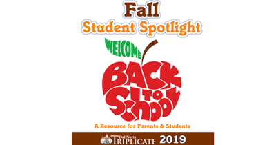 2019 Fall Student Spotlight