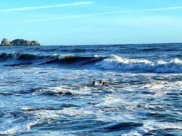 rescue sea