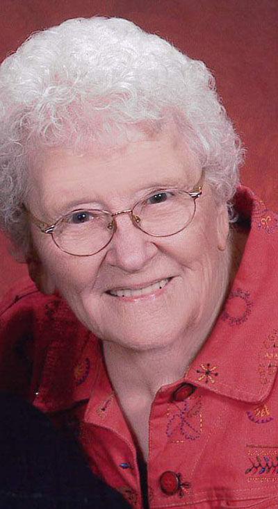 Lois Verna Petty Knutsen