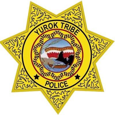 Yurok Tribal Police Badge