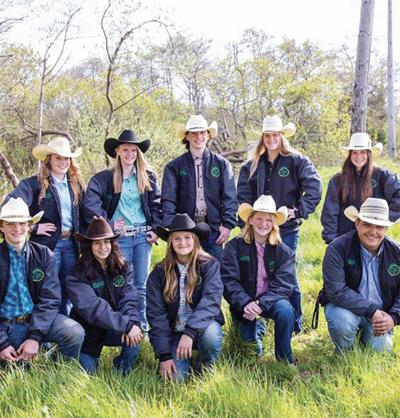 Del Norte Rodeo Youth Shine in District 2