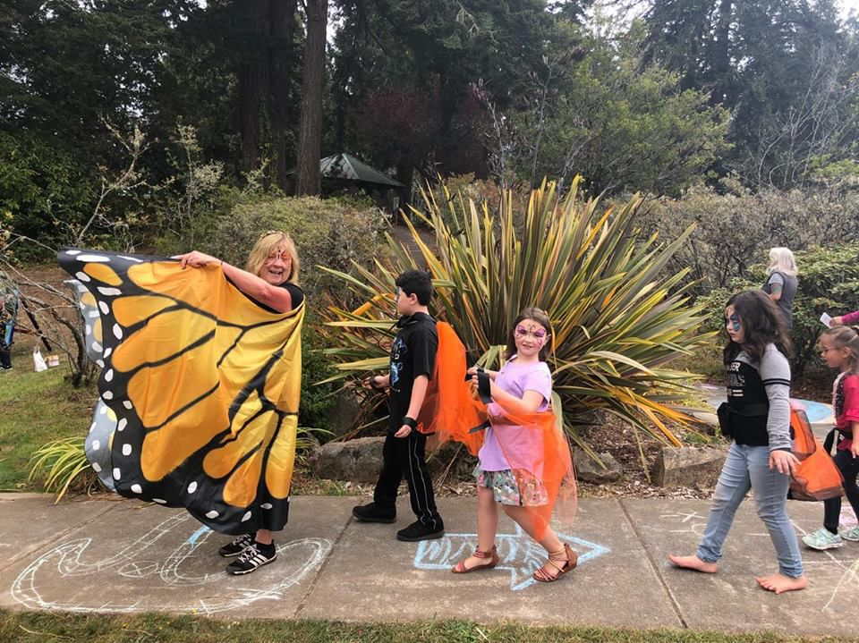 Kids' Butterfly Parade