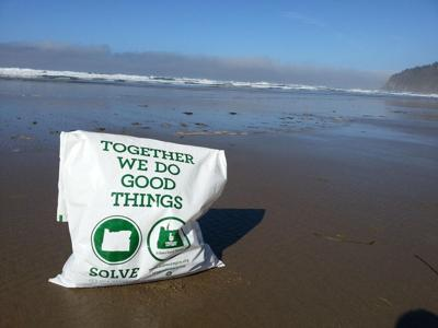 SOLVE beach cleanup is Oct. 3