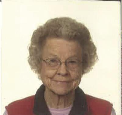 Gladys Lucille Anderson