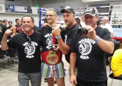 Warrior MMA 2