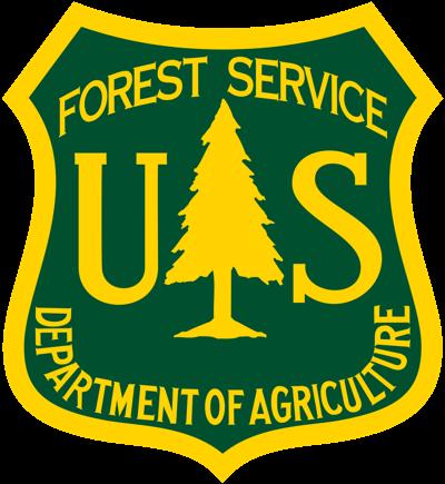 Forrest service logo