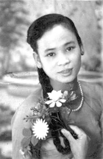 """Thu """"Phuong Ly"""" Thi Rogers"""