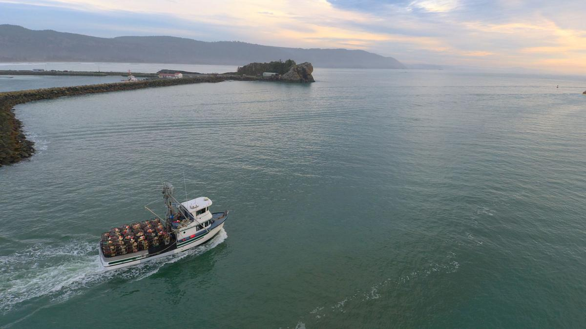 Crab Boat 1