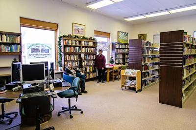 Librarians offer computer use