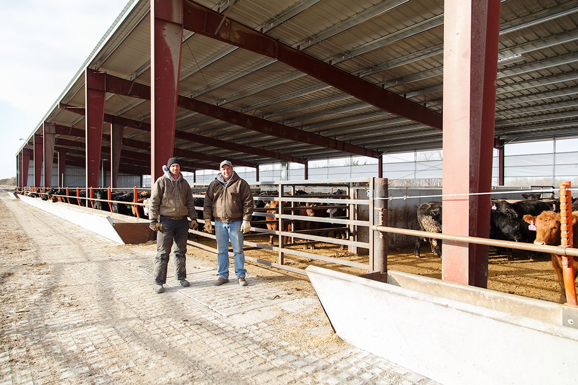 barns tencorp construction xl cattle barn why