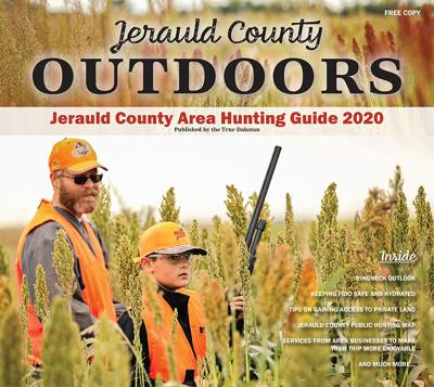 Jerauld County Area Hunting Guide 2020