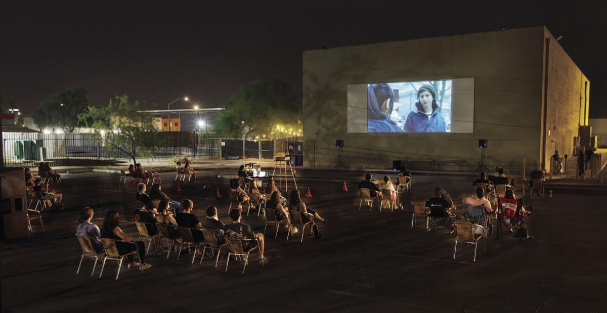 The Loft Cinema _ Outdoor Screenings