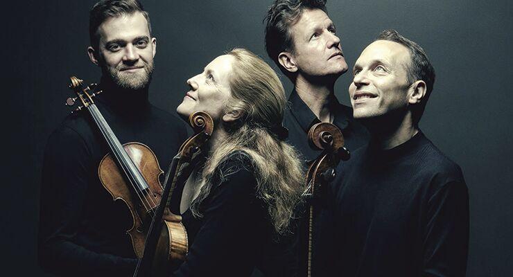 1_St. Lawerence String Quartet