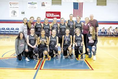 West Girls Basketball