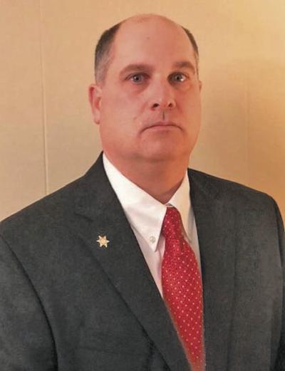 Coffee County Sheriff Chad Partin