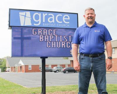 The Rev. Tim McGehee