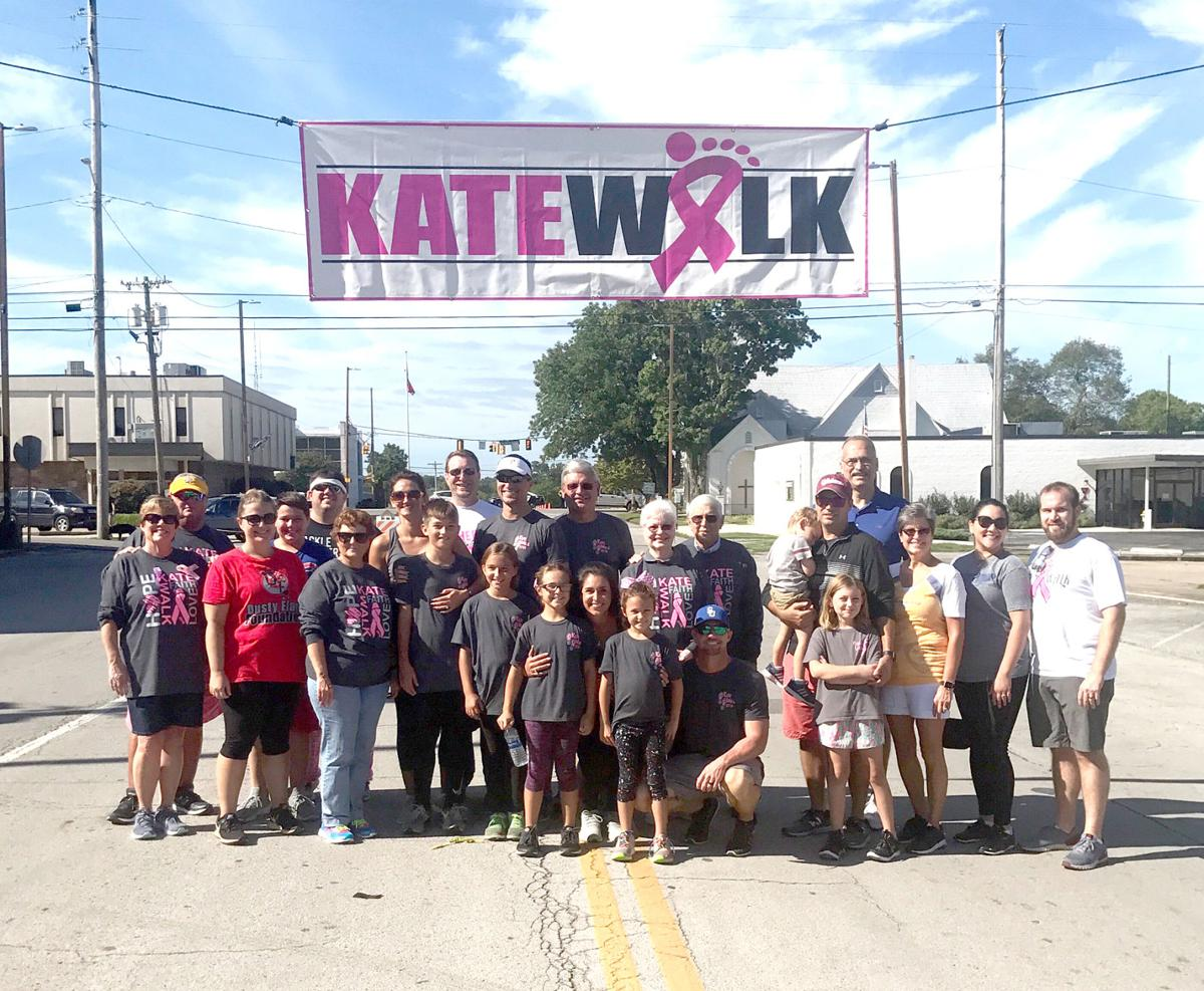 Kate walk group use first