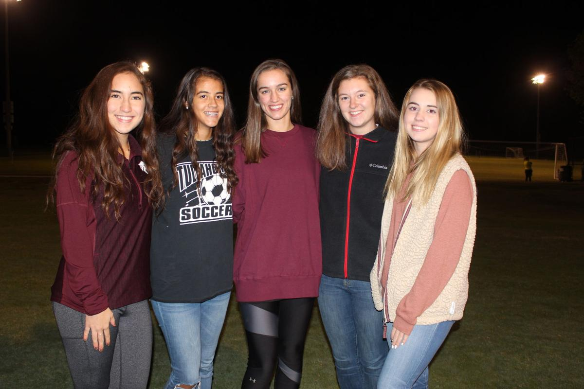 Soccer All-District selection