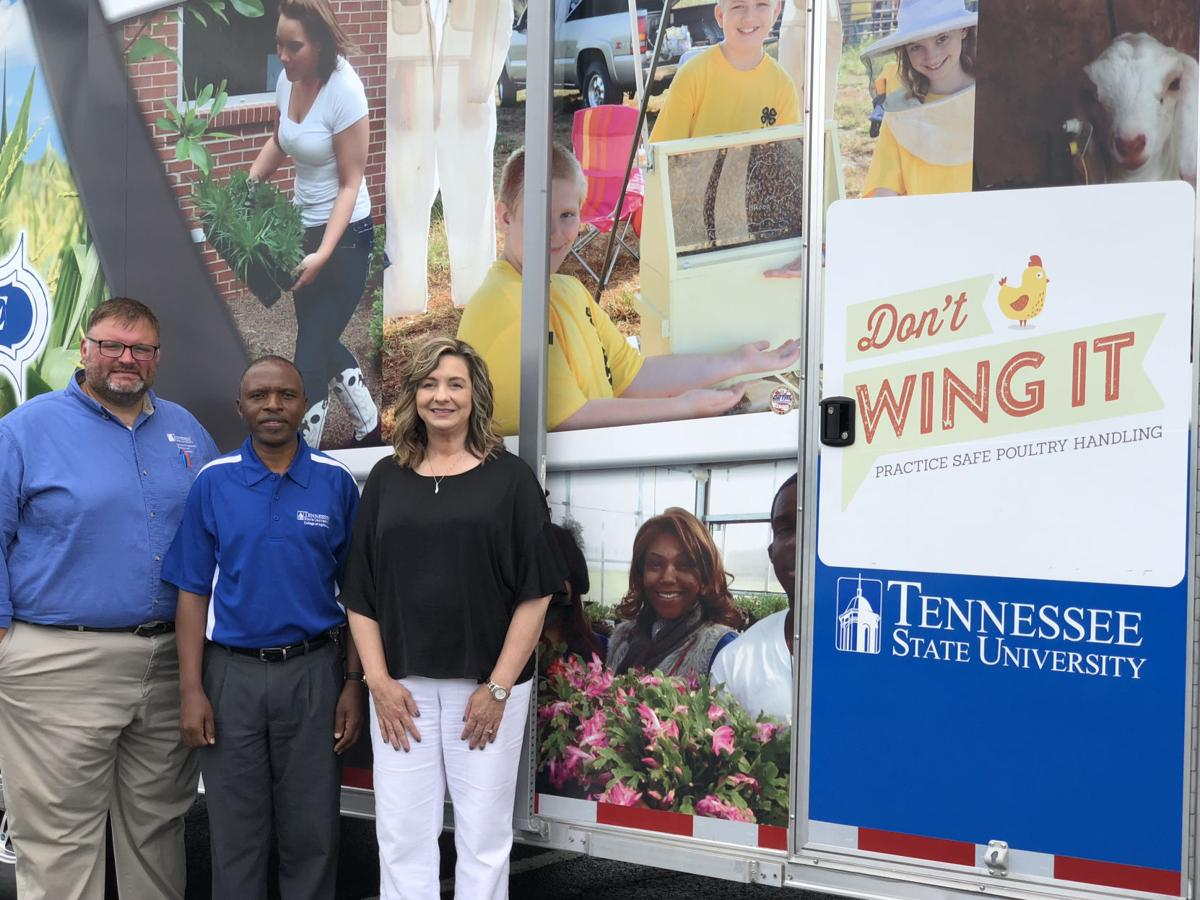 Motlow partners with TSU for agriculture program