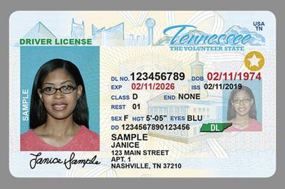 TN Real ID