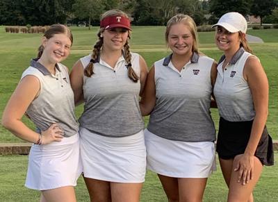 THS Girls Golf