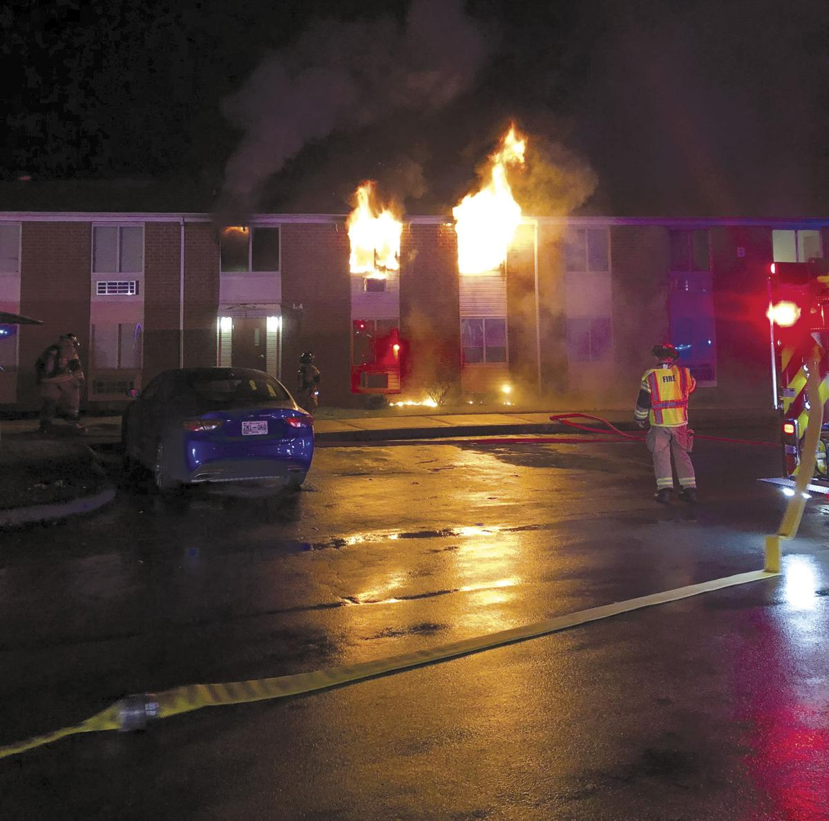 East Gate Apartments: Local Family Safe, Displaced By Apartment Fire