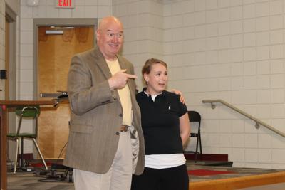 THS teacher earns statewide award