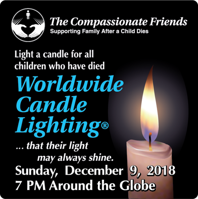 Compassionate Friends Candle Lighting