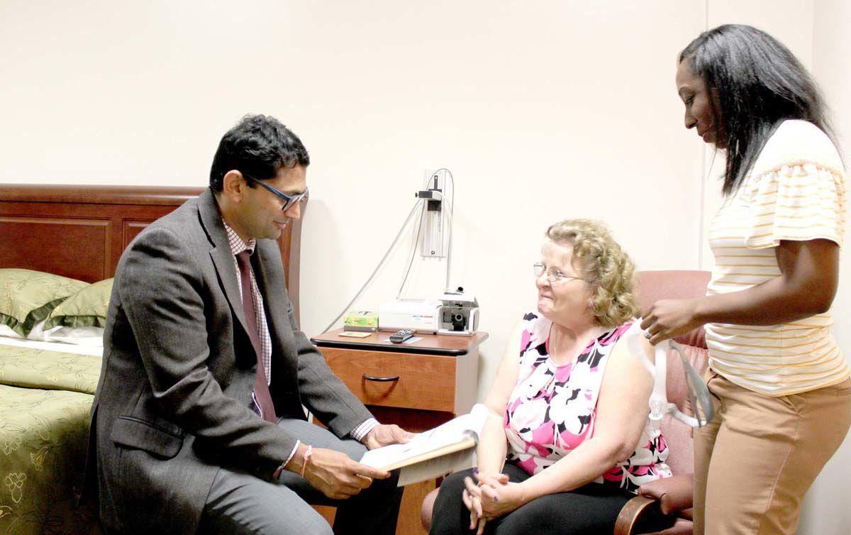 Tennova helping patients sleep soundly | Local News | tullahomanews com
