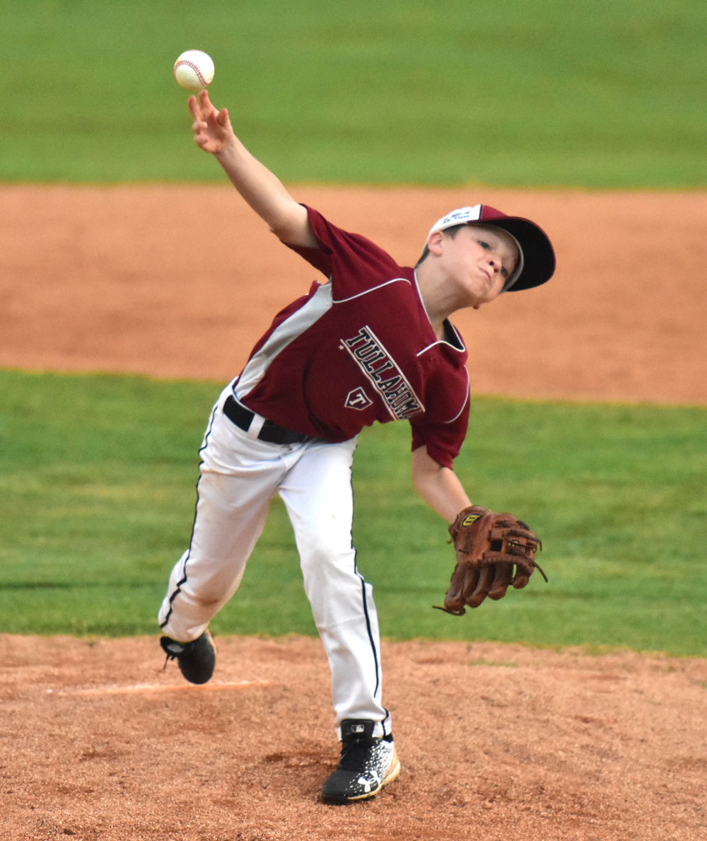 Tullahoma 12U squad punches ticket into state tourney