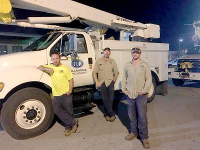 Utilities send crews to aid in Hurricane Florence response